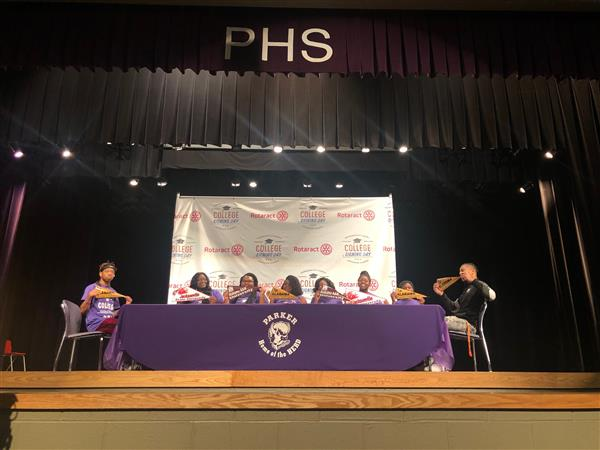 College Signing Day: A Celebration of Their Future
