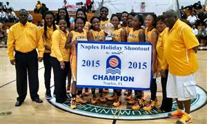 Wenonah High's Lady Dragons win national basketball title