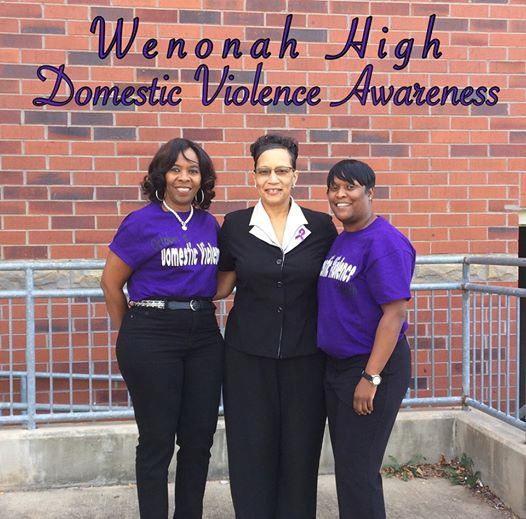 Wenonah Against Domestic Violence