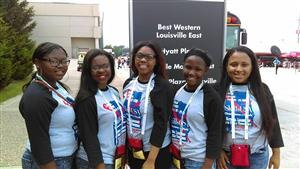 Wenonah Skills USA travels to Louisville, KY, to compete in the NATIONAL SkillsUSA Opening and Closing Ceremonies