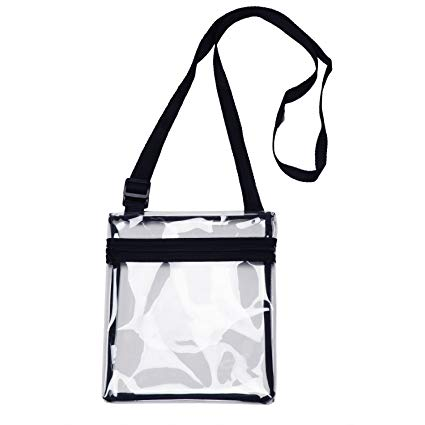 Clear Handbags Required for All BCS Football Games