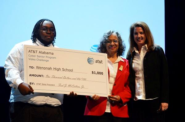 Wenonah High School Chapter of Family, Career and Community Leaders of America (FCCLA) Wins #ATTCyberSeniors Video Competition