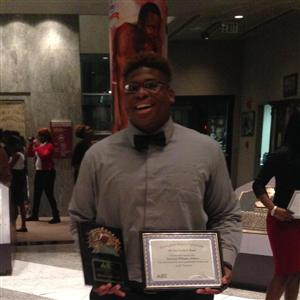 Giovanni Williams wins Birmingham City Defensive Player of the year...Congratulations!!!