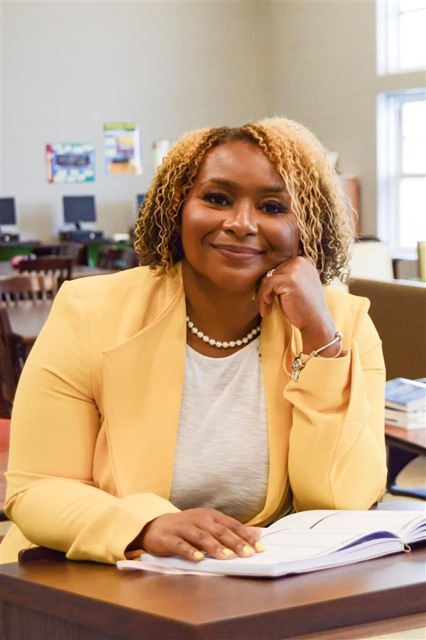 Ms. Harriet Thompkins, Assistant Principal