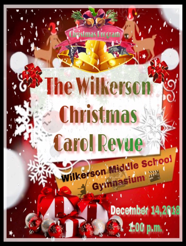 Wilkerson Middle School Christmas Review