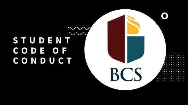 BCS Student Code of Conduct