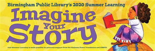 2020 Summer Reading Opportunities