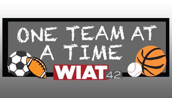 Congratulations to Coach Byron Archibald and the Barrett Wildcats on receiving the WIAT-42 One Team at a Time Grant!