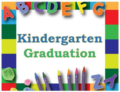 Kindergarten End of Year Ceremony