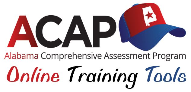 ACAP Online Tools Training