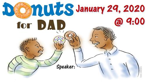 Donuts for Dad 2.0