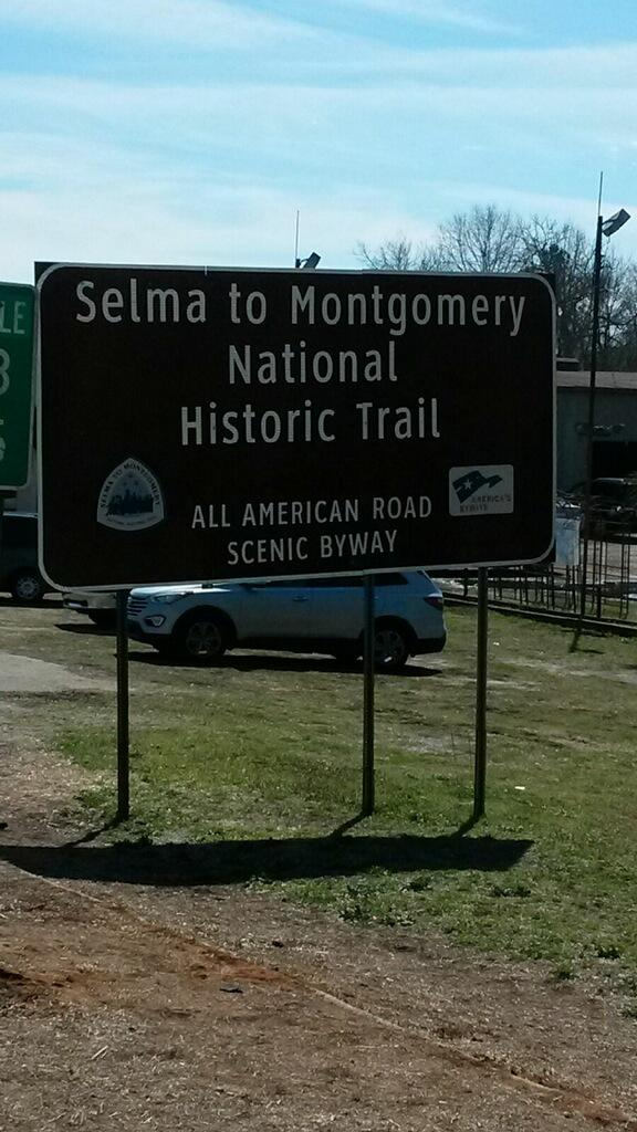 West End Academy Travels to Historic Selma