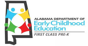State of Alabama with Pre K info Flyer