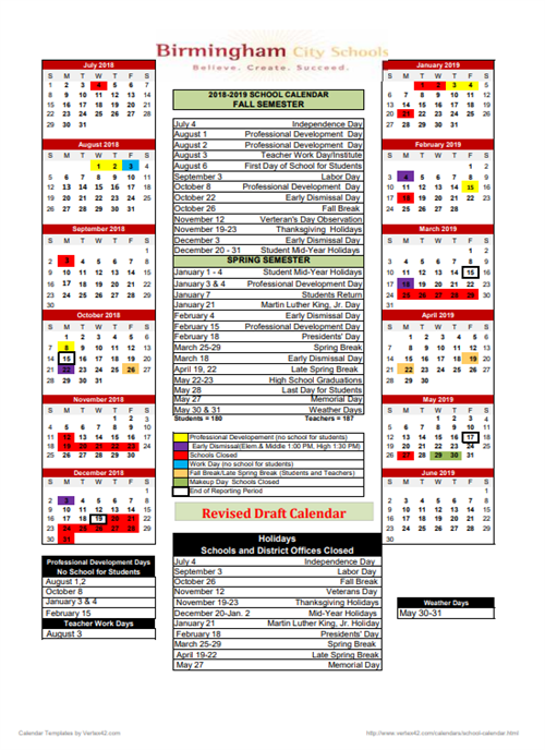 bcs 2018 2019 district calendar