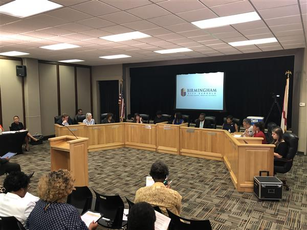 Board Update: Tuesday, Aug. 14, 2018