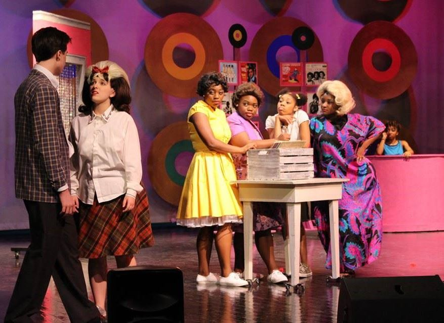 CARVER HIGH SCHOOL AND MOUNTAIN BROOK HIGH SCHOOL STUDENTS PRODUCTION OF THE MUSICAL HAIRSPRAY