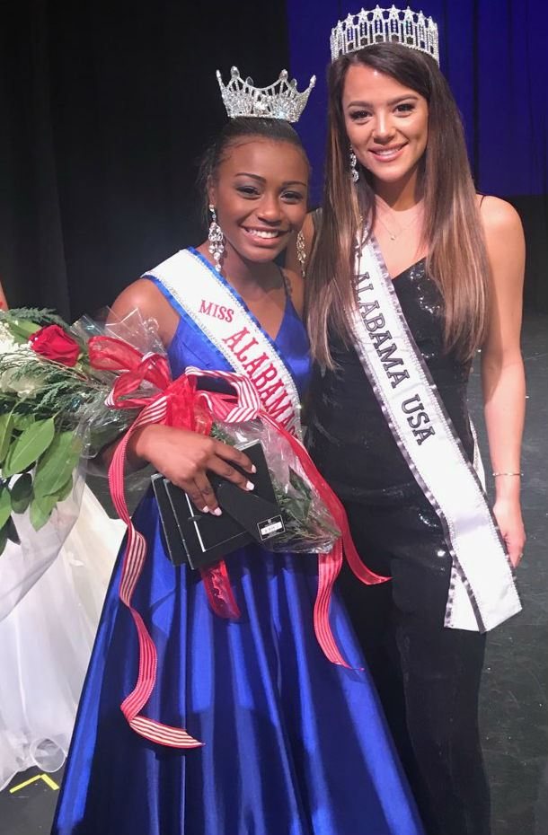 Ramsay High School Senior Kennedy Whisenant Crowned Miss Alabama Collegiate 2019!