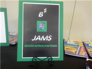 Putnam welcomes, Jams!